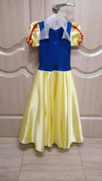 Оголошення Канева  ПРОДАМ Новорічну сукню на 5-7 роківу ( фото) 09cc4c1c85748