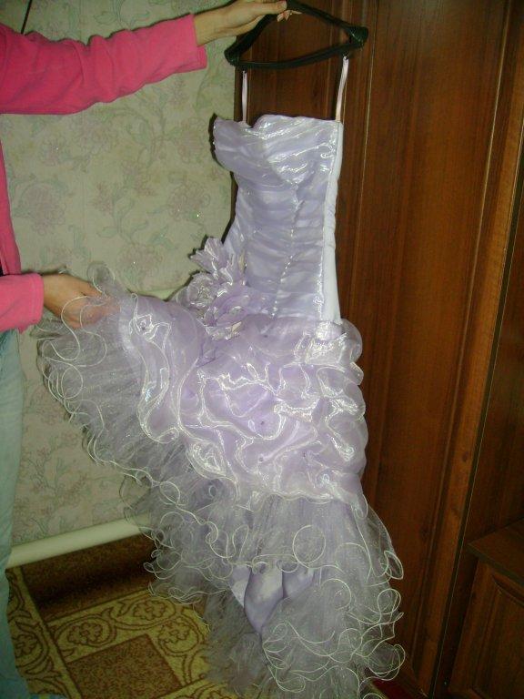 Продається випускна сукня. Продаю випускну сукню fd4f9d8a76fb0